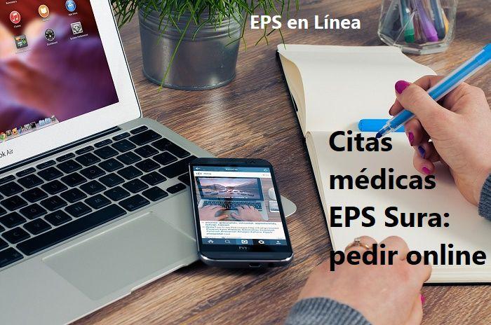 Citas medicas EPS Sura pedir online