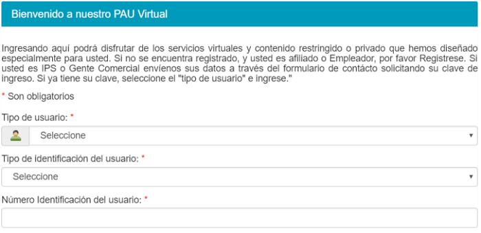 PAU Virtual